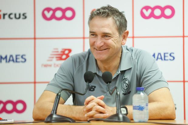 """Montanier a changé d'avis avant d'affronter Fehervar avec le Standard: """"J'aurais préféré jouer Reims"""""""