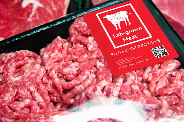 Onderzoek: 'In 2030 kost kweekvlees nog 4,70 euro per kilo'