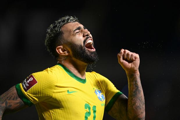 Neuvième victoire en neuf rencontres pour le Brésil qui se rapproche du Mondial au Qatar