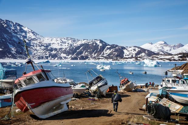Trump voudrait acheter... le Groenland