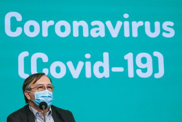 Coronavirus en Belgique: le cap des 200 admissions par jour a été atteint