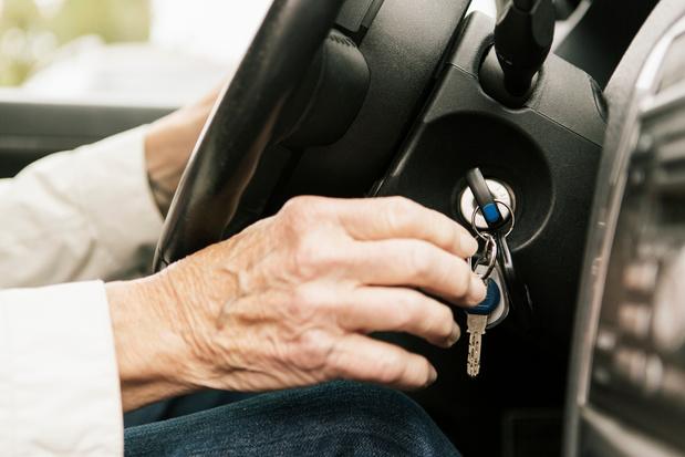 Plus de huit seniors sur dix peuvent encore conduire en toute sécurité