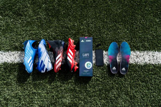 Adidas GMR: de zool waarmee je beter wordt in FIFA door zelf te voetballen (video)