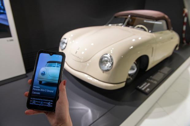 Des nouveautés pour la réouverture du musée Porsche le 16 mars