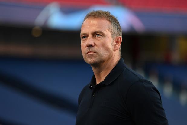 Bayerncoach Hansi Flick: 'Succes is een voortdurend proces'