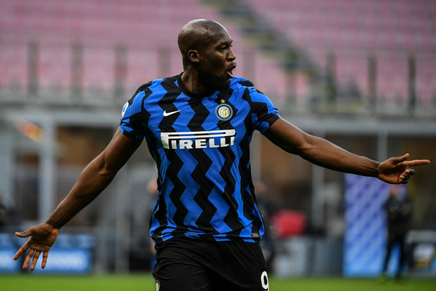 L'Inter Milan et Romelu Lukaku sacrés champions d'Italie