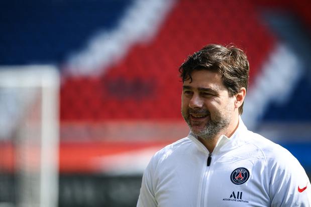 """Le PSG et Pochettino """"relax et confiants"""" avant le choc contre City"""