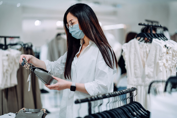 Winkelen op afspraak zet modehandelaars klem