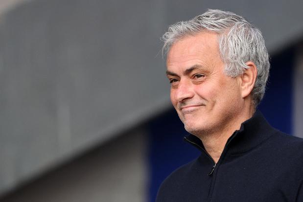 Italiaanse verrassing: José Mourinho gaat volgend seizoen AS Roma coachen