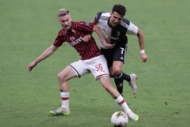 AC Milan is de perfecte leerschool voor Saelemaekers