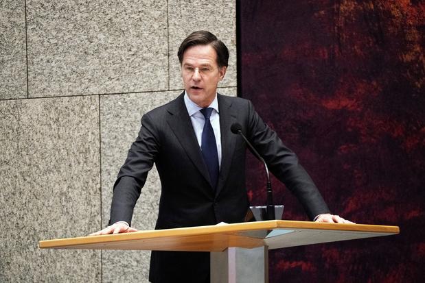 Mark Rutte in nauwe schoentjes: 'Het hele land schaamt zich dood'