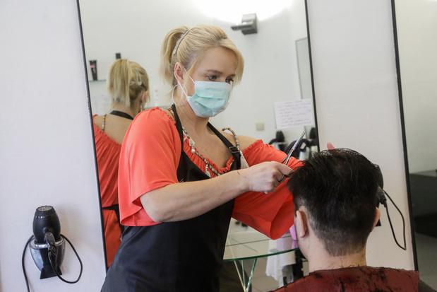 Salons de coiffure: l'euphorie pour le secteur pourrait être de courte durée (entretien)