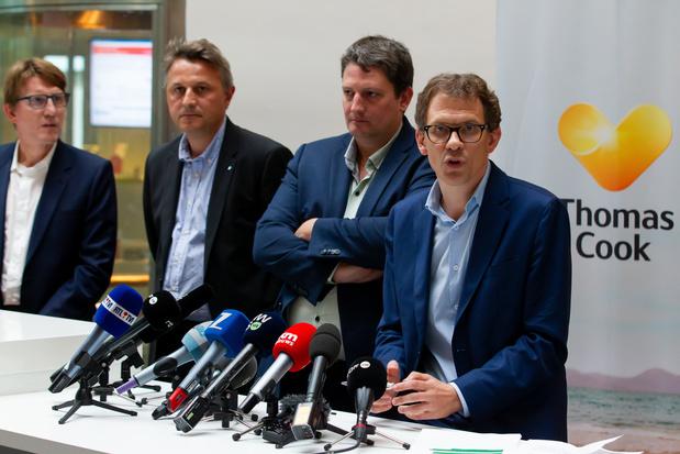 Thomas Cook: le CEO vise un redémarrage avec 500 personnes