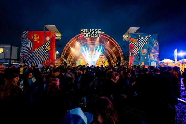 Studentenfestival Brussel Brost gaat door met Glints, High Hi, Yellowstraps en meer