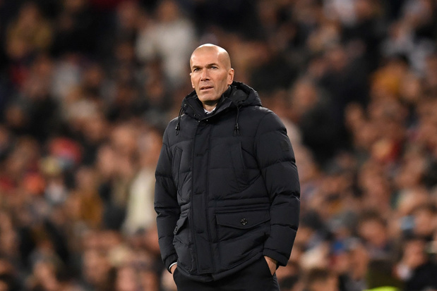 Doorgelicht: Zidane kan dan toch verrassen