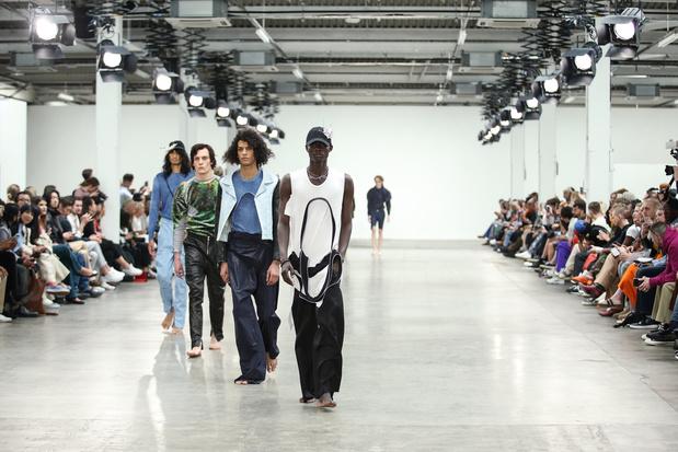 Londense modeweek van januari is uitgesteld