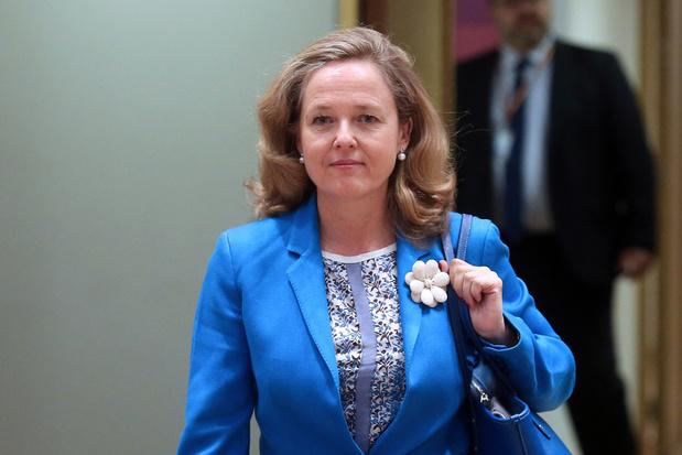 FMI: L'Espagne retire la candidature de Nadia Calvino