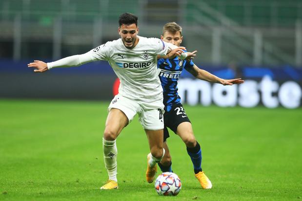 Ramy Bensebaini: via Lierse schitteren in de Champions League