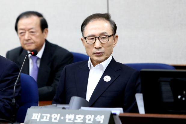 Hooggerechtshof bevestigt celstraf van 17 jaar voor Zuid-Koreaanse oud-president Lee