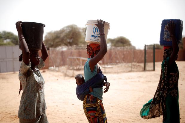 Une carte prédit où la violence pourrait éclater en cas de pénurie d'eau