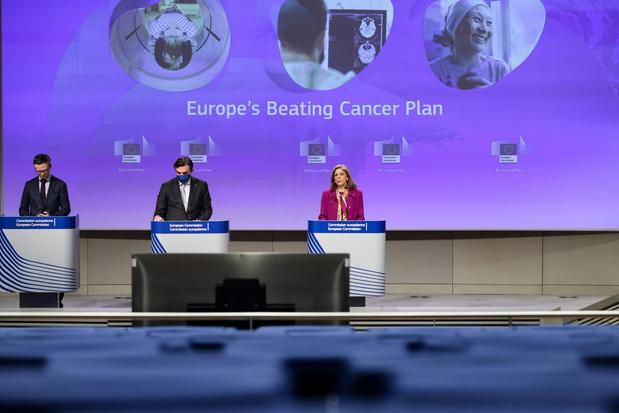 Europa wil een tandje bijsteken in de strijd tegen kanker