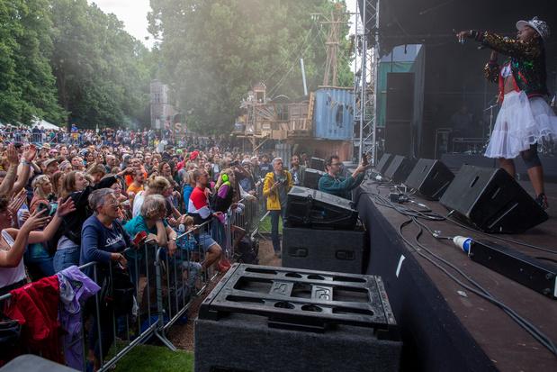 Plus de 8.500 festivaliers ont fait la fête sans masque à Esperanzah!