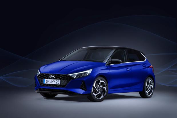 Hyundai onthult de nieuwe i20