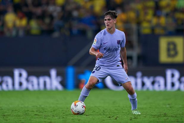 Luis Enrique haalt 17-jarige Gavi van Barcelona bij Spaans elftal
