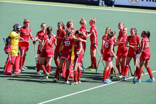 Euro de hockey: les Red Panthers en demi-finales avec grande distinction