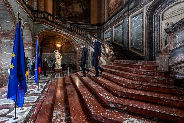 Gouvernement Vivaldi: casting et comeback inattendu de Frank Vandenbroucke