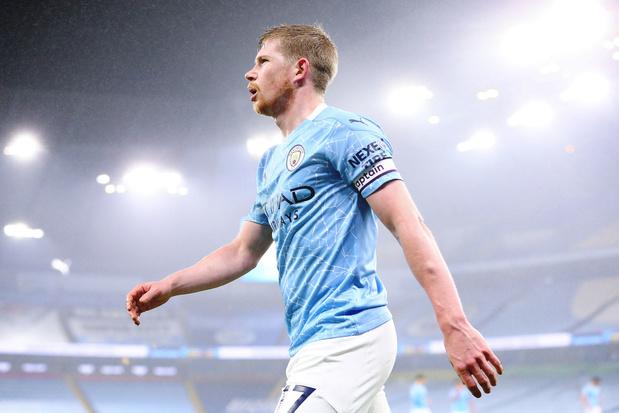 VIDEO: de mooiste assists van Kevin De Bruyne bij Manchester City