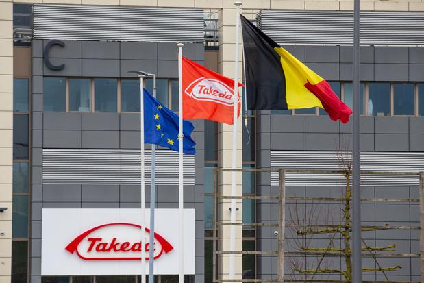 Nieuwe productielijn Takeda in Henegouwen levert 100 banen op
