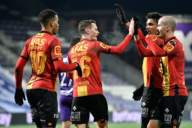 Beker van België: KV Mechelen wipt Beerschot, KAA Gent maakt achterstand tegen Charleroi goed