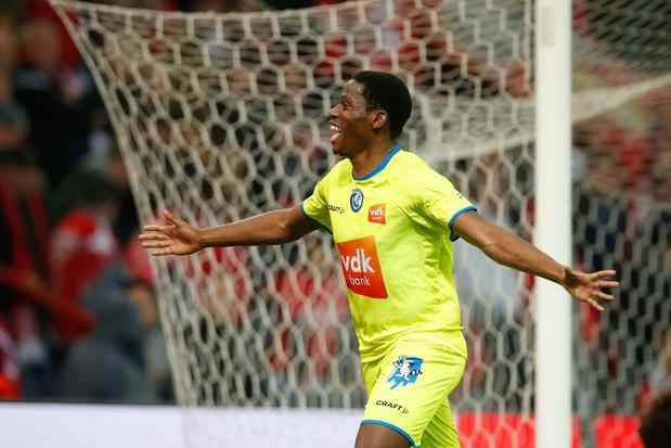 Quatrième défaite d'affilée pour le Standard, premier succès pour La Gantoise