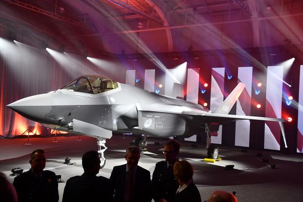 Lockheed Martin a livré 134 F-35 en 2019 et vise les 141 appareils en 2020