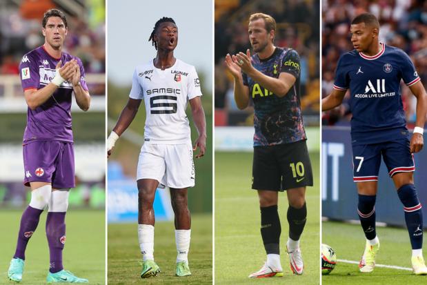 Nog een weekje transfers: wat staat er internationaal nog te gebeuren?