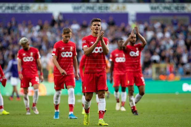 Le Standard conserve la tête du classement après le nul entre Bruges et Genk