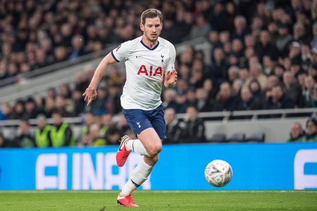 Vertonghen verlengt contract bij Tottenham dan toch met 1 maand