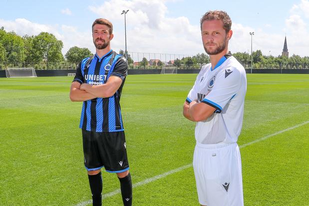 Le Club Bruges reprend, deux titulaires manquent à l'appel