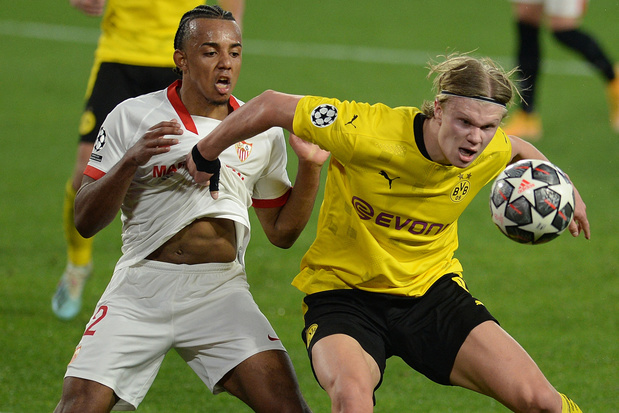 Champions League: Dortmund wint bij Sevilla, Juventus gaat onderuit in Porto