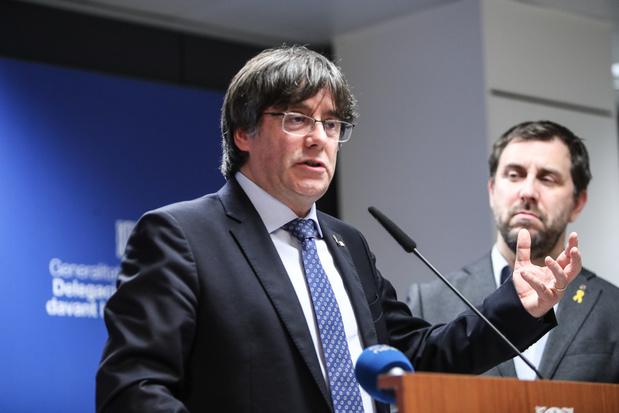 Crise en Catalogne: décision le 17 février concernant la suite à donner aux cas de Puigdemont et Comin