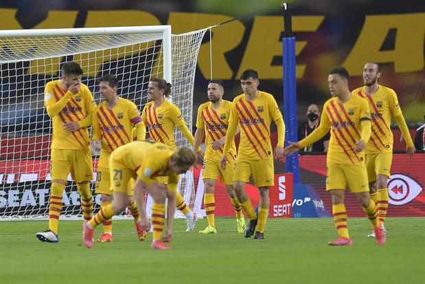 FC Barcelona neemt revanche op Athletic met kletterende zege in bekerfinale