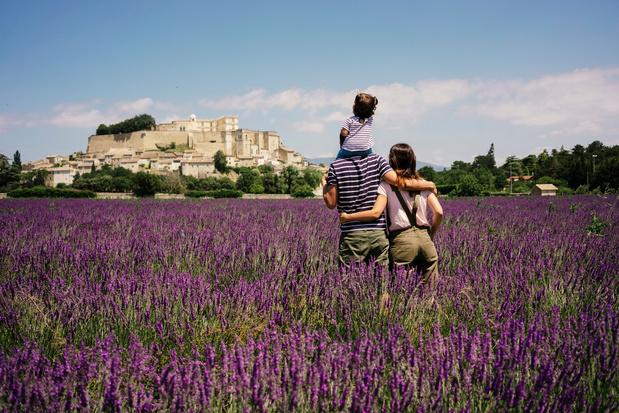 Fransen kunnen deze zomer op vakantie in eigen land