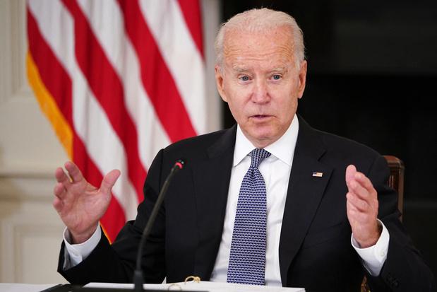 """Pour Biden, les feux de forêt montrent qu'il faut """"combattre"""" la crise climatique"""