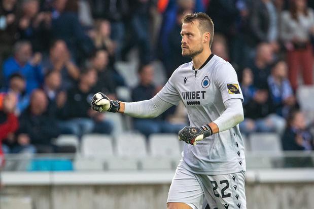 Simon Mignolet: 'In de competitie moet Club Brugge nog beter kunnen doen'