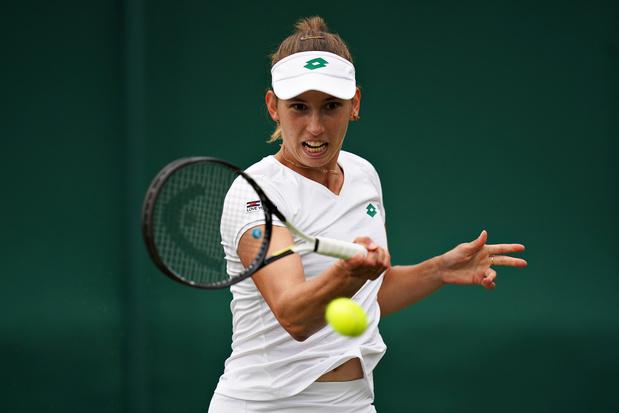 Wimbledon: Elise Mertens vlot voorbij wildcard in eerste ronde