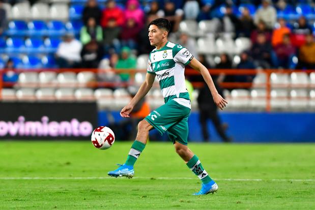 KRC Genk strikt Mexicaanse linksback Gerardo Arteaga
