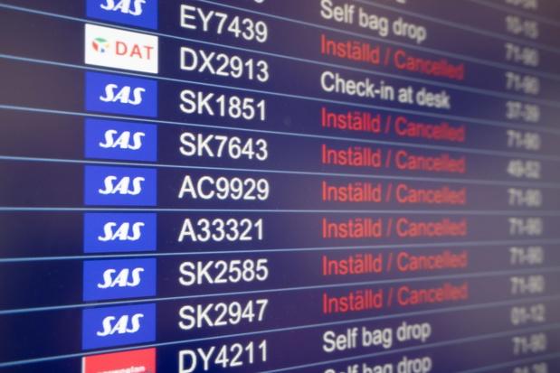SAS lève plus d'un milliard d'euros pour sa recapitalisation