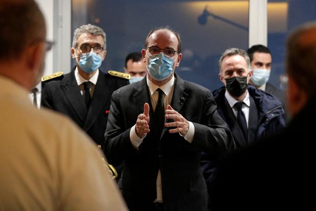 La France dépasse la barre des 90.000 morts du Covid, la région parisienne inquiète