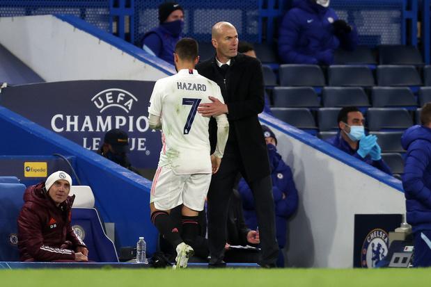 Eden Hazard verontschuldigt zich: 'Was niet de bedoeling Real-fans te beledigen'